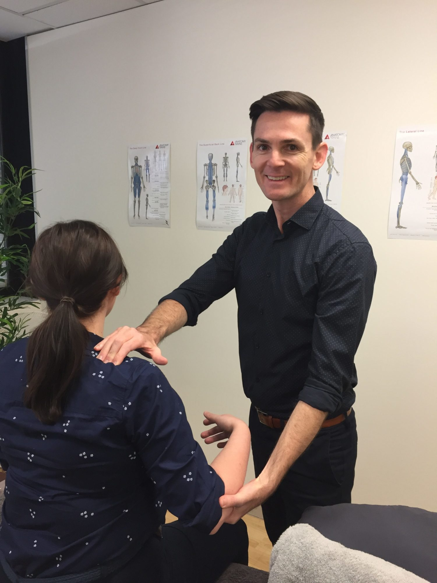 Why KINETIC Massage Therapists are cut above the rest